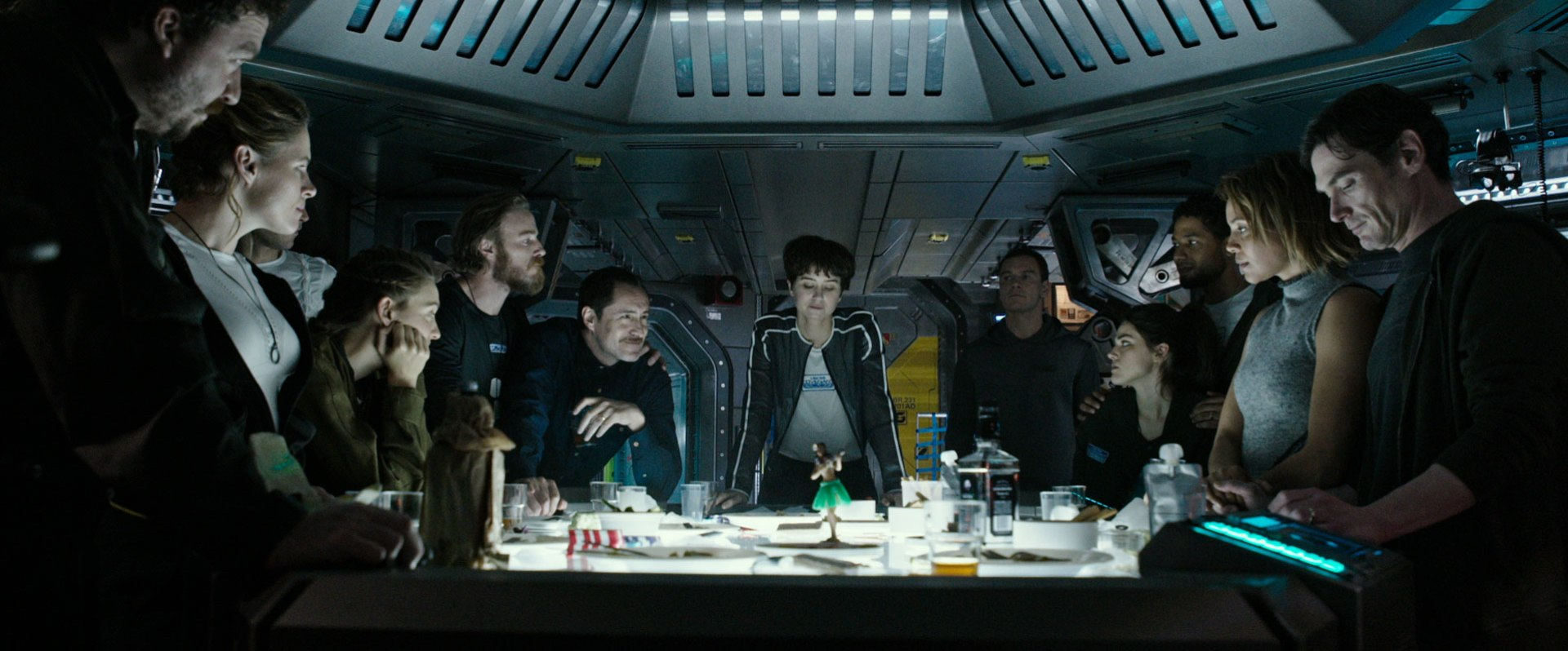 Alien Covenant Last Supper Publicity still 2